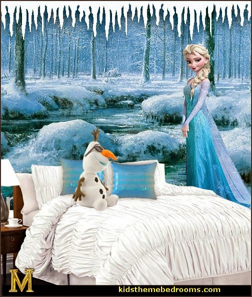 Maries Manor: Frozen Theme