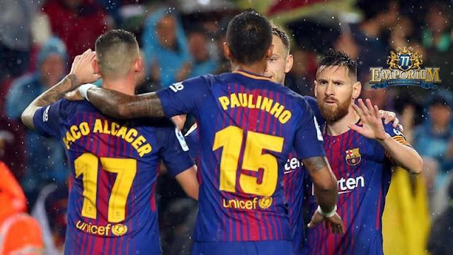 Barcelona Tampil Lebih Seimbang Dibandingkan Adanya Neymar.