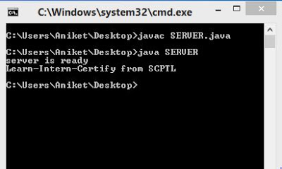 Server side output