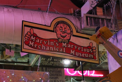 Marvin's Marvelous Mechanical Museum