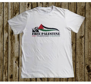 Jual Kaos Palestina Save Children