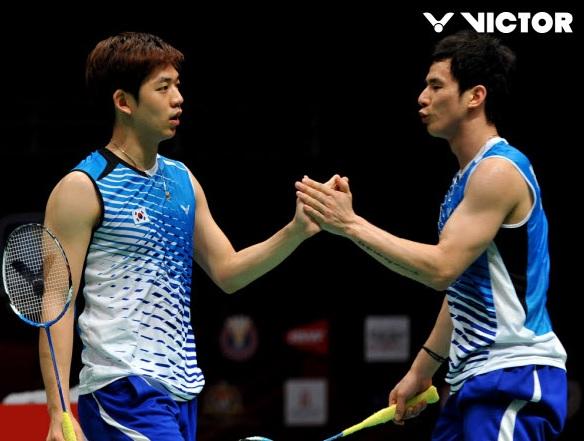 Lee Yong Dae Victor Bravesword 12