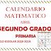 CALENDARIO MATEMATICO (Abril) 2° PRIMARIA