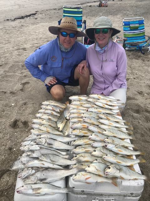On Foot Angler: Beach Fishing With Paul Sperco Palm Beach