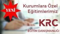 Kurumlara Özel Eğitimler / KRC Eğitim Danışmanlığı Hizmetleri
