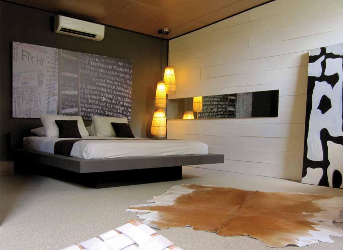 Desain Kamar Tidur Sempit Minimalis Sederhana Ahmad Saroni