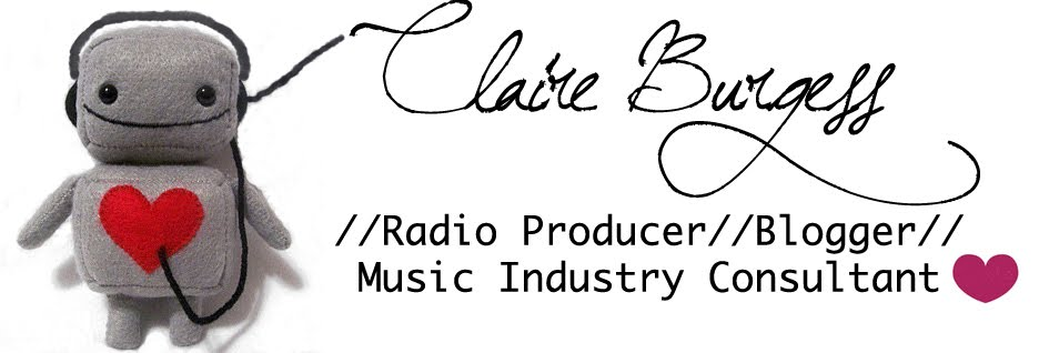 Claire Burgess Radio Producer
