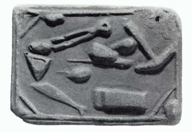 Herramientas romanas utilizadas para producir monedas