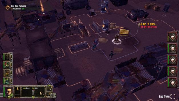 XCOM clone game review