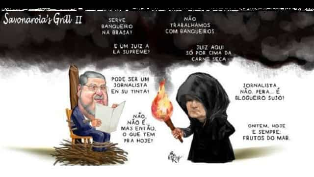 É desespero: Palocci, PF, MPF e Moro