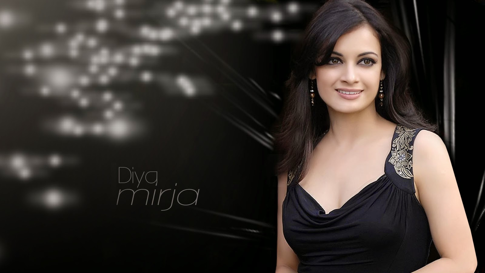 Celebrity hd wallpapers dia mirza high resolution images - High resolution wallpaper celebrity ...