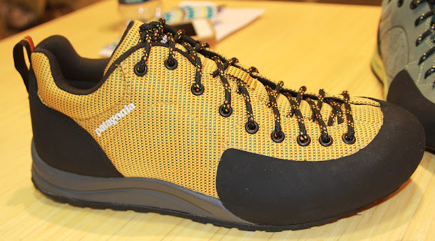 Lyra Mag. Patagonia Footwear-trail Runners Casual Spring 2013