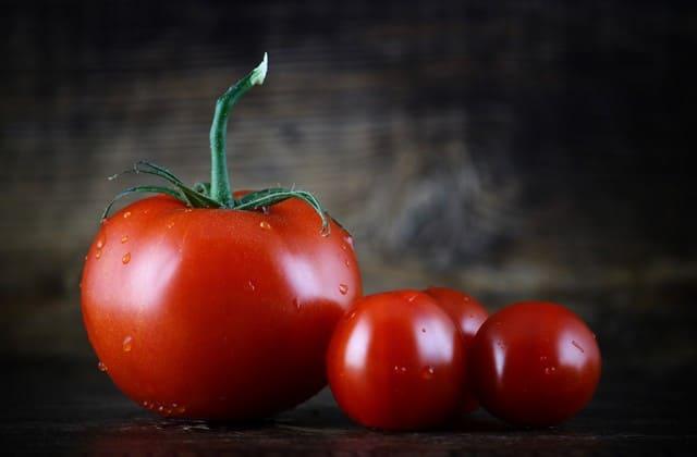 Tomat mengandung asam salisilat dan zat adstringen