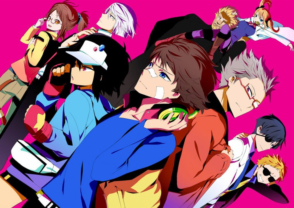 Download Hamatora [BD] Sub Indo : Episode 1-12 END