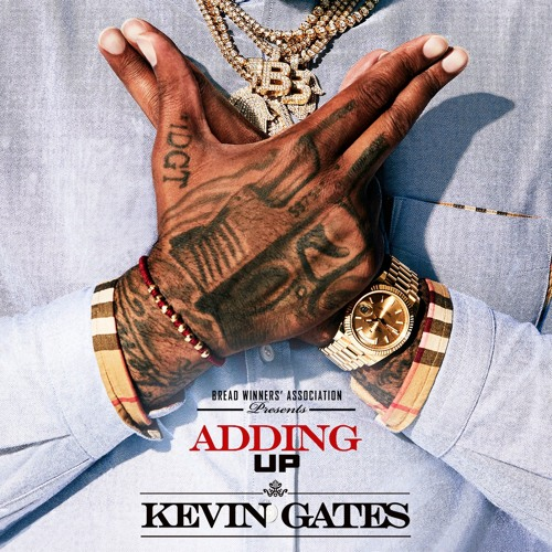 kevin gates adding up cover