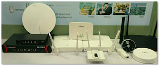 Edimax Showcases AirBox air quality monitoring system in 3rd Smart Cities India 2017 Expo
