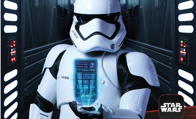 Jepang Luncurkan Ponsel Terbaru dengan Tema Star Wars
