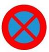 Biển báo cấm 38
