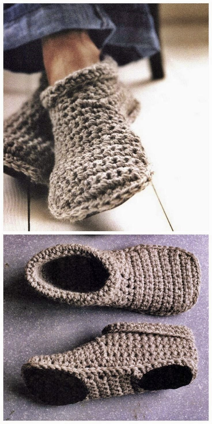 crochet botts pattersn