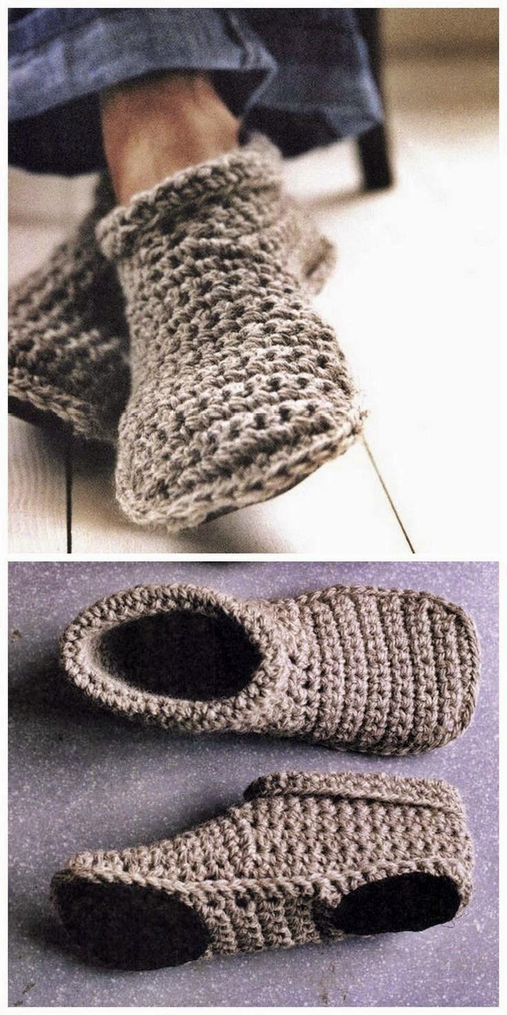 crochet botts pattersn
