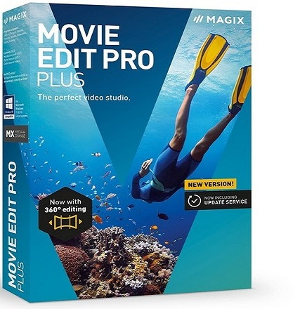 MAGIX Movie Edit Pro 2017 Plus 16.0.1.36 poster box cover