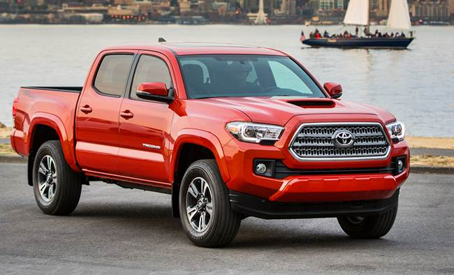 2017 toyota tacoma trd sport review autocar regeneration. Black Bedroom Furniture Sets. Home Design Ideas