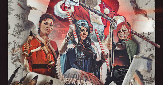 First Look at SLAY BELLES Official Poster and Trailer