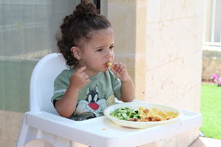 cara anak suka makan