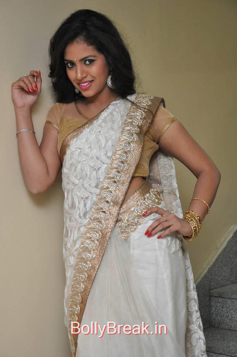 Gowthami Chowdary images, Hot Pics of Gowthami Chowdary from Ramudu Manchi Baludu Audio Launch