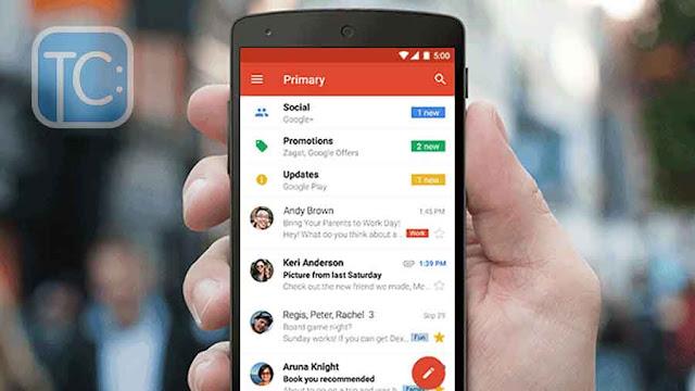 Buat Akun Gmail Baru Lewat HP Android