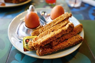 Le Chameau Bleu  - Blog Voyage Restaurant Gand Belgique - Adresse Food Gand en Belgique