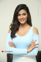 Anisha Ambrose Latest Pos Skirt at Fashion Designer Son of Ladies Tailor Movie Interview .COM 0659.JPG