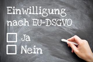 Einwilligung nach EU-DSGVO?
