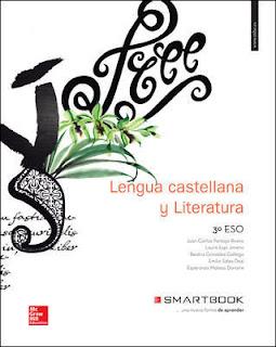Libro Lengua y Literatura 3º ESO Mc Graw Hill