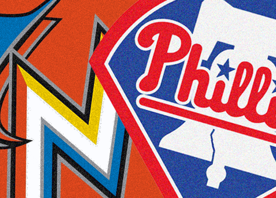 Phillies host the Marlins in home opener