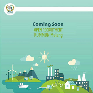 Open Recruitment KOMMUN Malang 2017