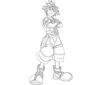 sora coloring pages - photo#29