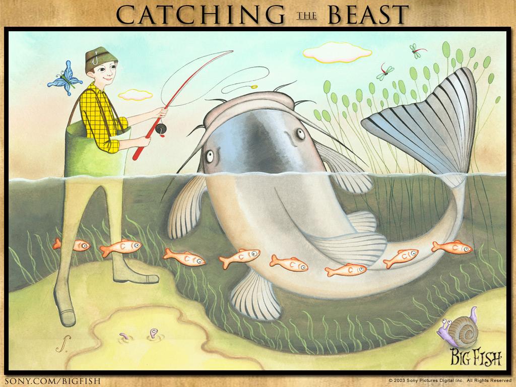 movie big fish college essay