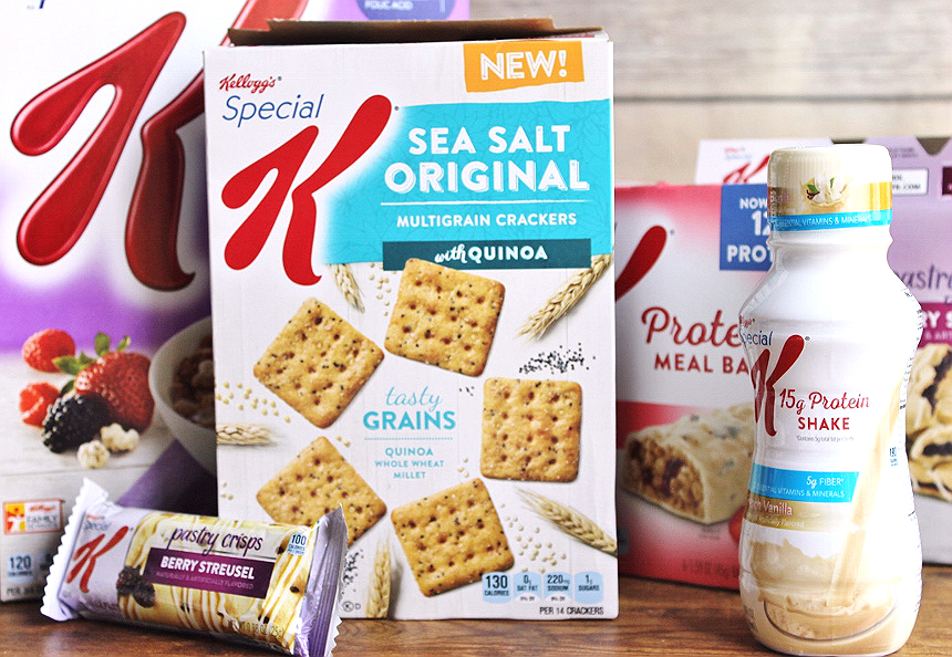 #NourishWhatsNext with delicious, on the go, solutions from Kellog's Special K at Ralphs. (AD)