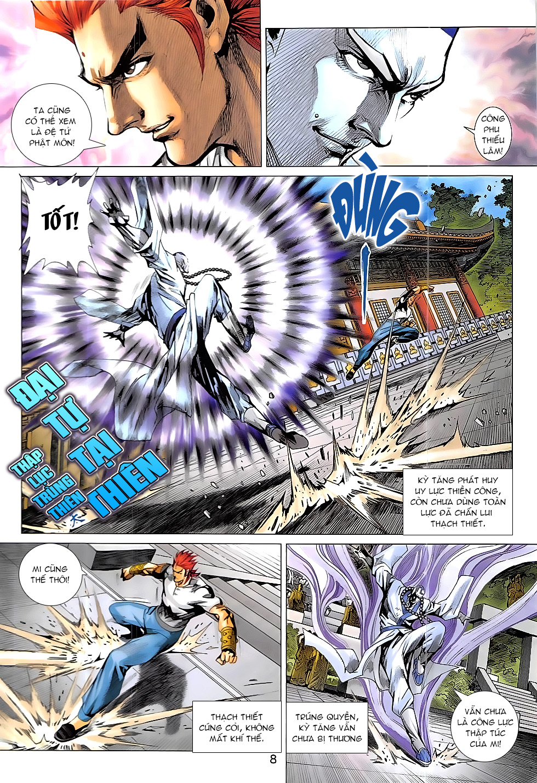 Tân Tác Long Hổ Môn chap 830 - Trang 8