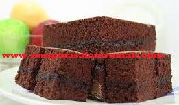 Cara Membuat Bolu Kukus coklat yang lembut, enak dan lezat