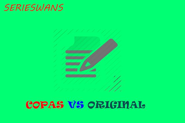 Cara Cek Artikel Original dengan Artikel Copas (Copy Paste)
