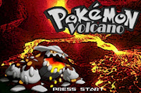 Pokémon Volcano:
