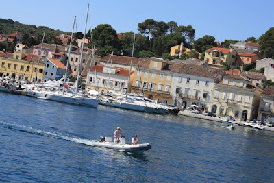 Mali Losinj in Croatia