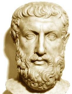 Παρμενίδης: « ἔστι γὰρ εἶναι, μηδὲν δ΄ οὐκ ἔστιν»