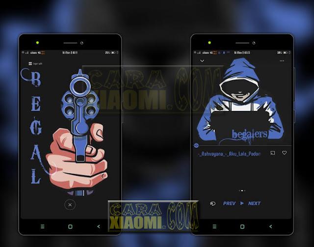 Download Thema MIUI Xiaomi V9 Mtz For Redmi Themes