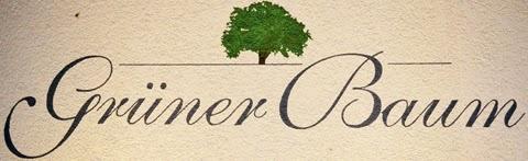grüner baum achern