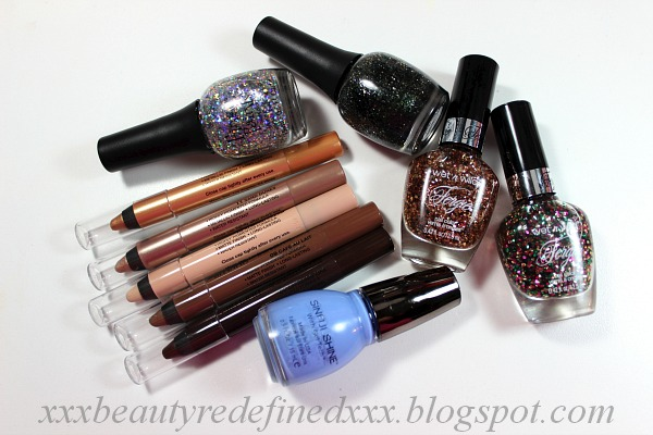Beautyredefined By Pang Haul Some New Nail Blings And