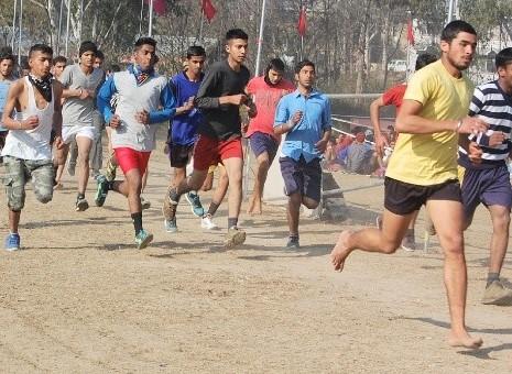 Lahaul Spiti Army Rally, Indian Army Rally, Open Bharti Rally