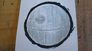 draw the death star